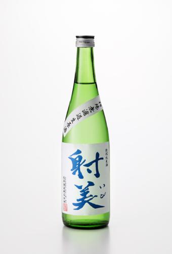 特別純米酒 射美 BLUE