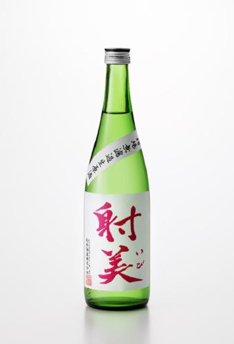 特別純米酒 射美 PINK