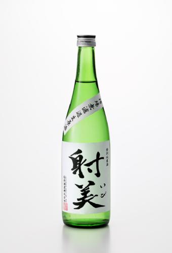 特別純米酒 射美